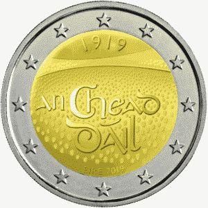 Ierland 2 Euro Speciaal 2019 UNC