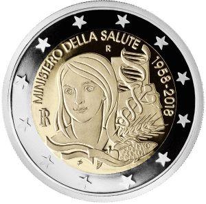 Italie 2 Euro Speciaal 2018 UNC