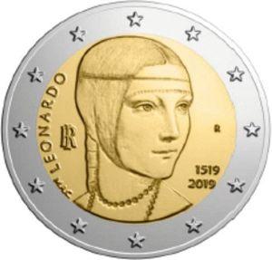 Italie 2 Euro Speciaal 2019 UNC