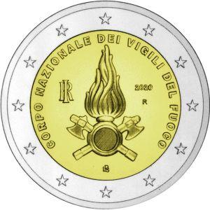Italie 2 Euro Speciaal 2020 UNC