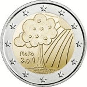 Malta 2 Euro Speciaal 2019 UNC