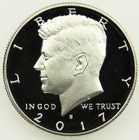 1/2 Dollar 2017 D