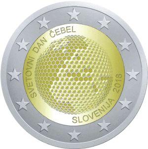 Slovenie 2 Euro Speciaal 2018