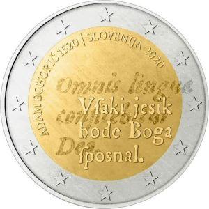 Slovenie 2 Euro Speciaal 2020 UNC
