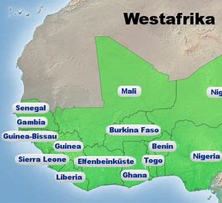 West Africa stats