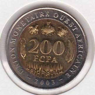 200 Frank 2003 UNC